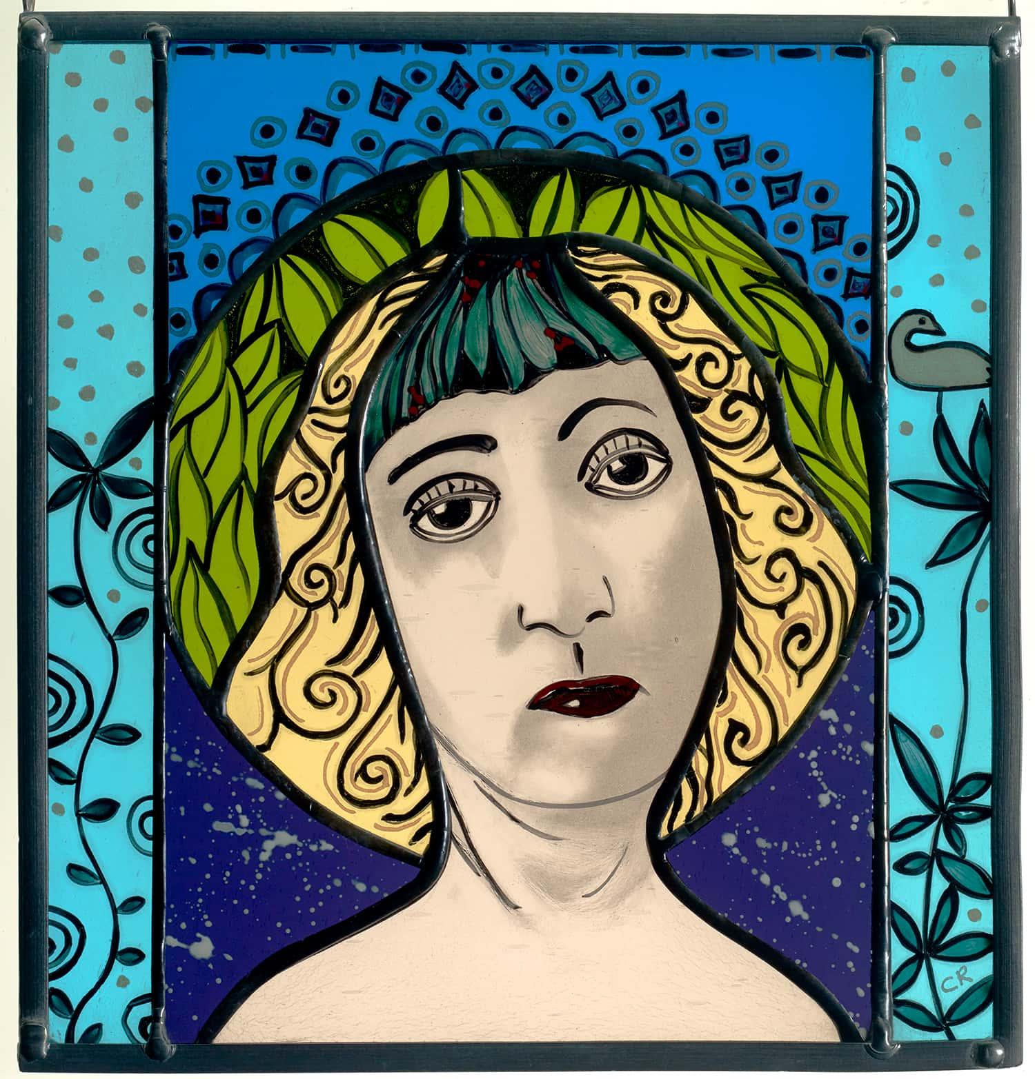 Glass Painting Mella Bella 2015